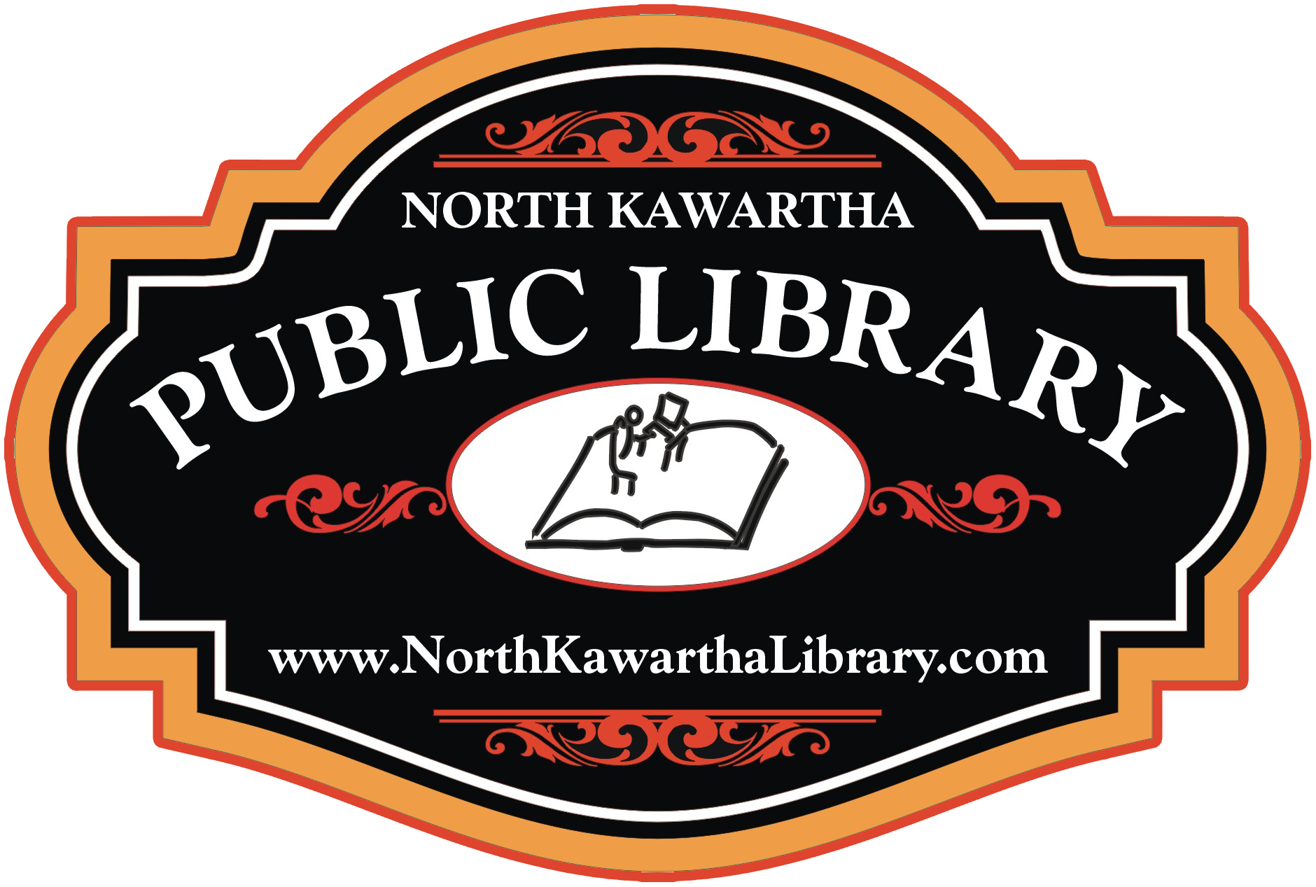 North Kawartha Library logo