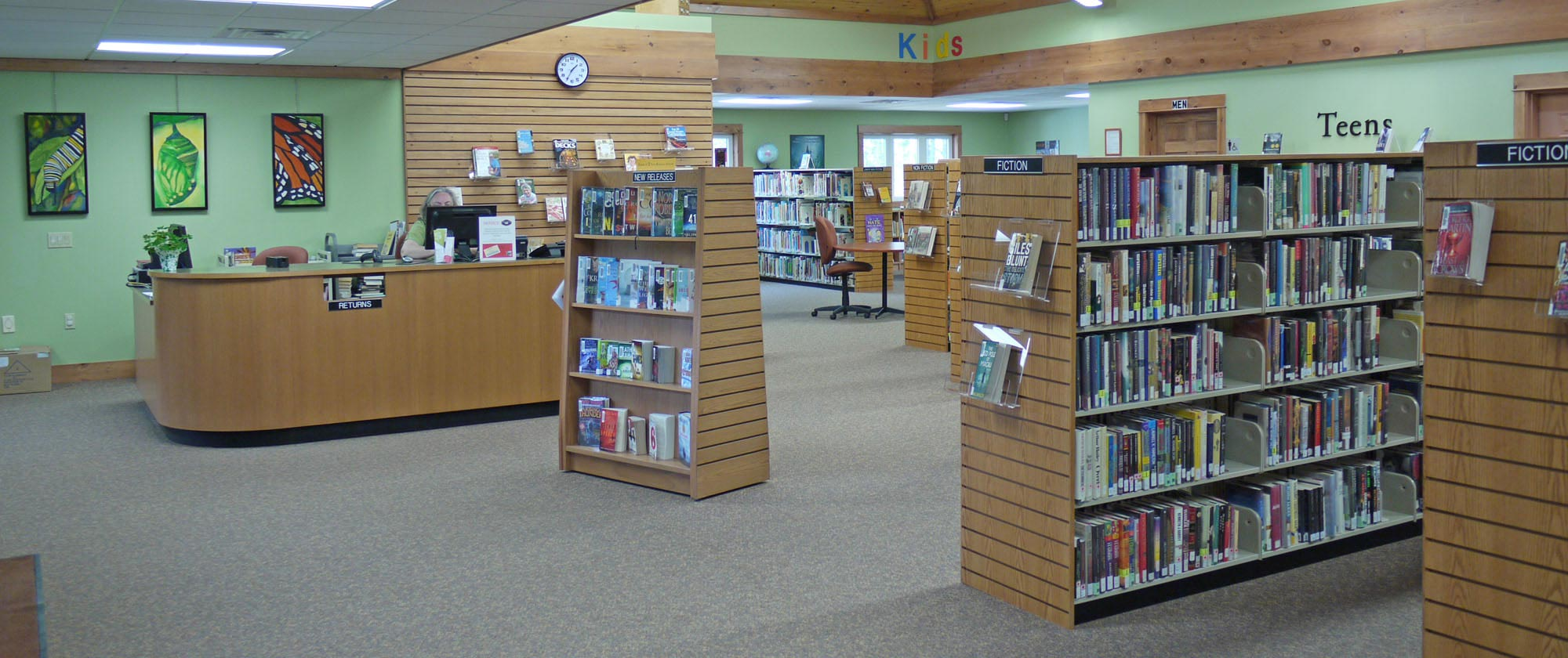 Apsley Branch Library